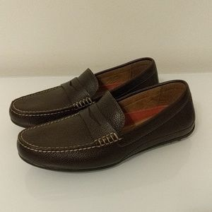 Florsheim (Driver) men's brown loafers 8.5 NEW